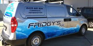 Fridgy's Air