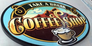 Take A Break Coffee Shop