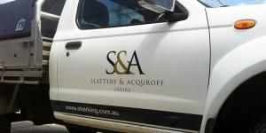 Slattery & Acquroff Stairs