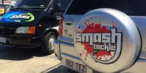 Smash Tackle